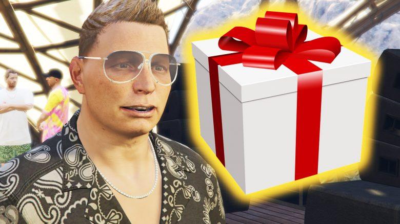 GTA Online Geschenk Titel