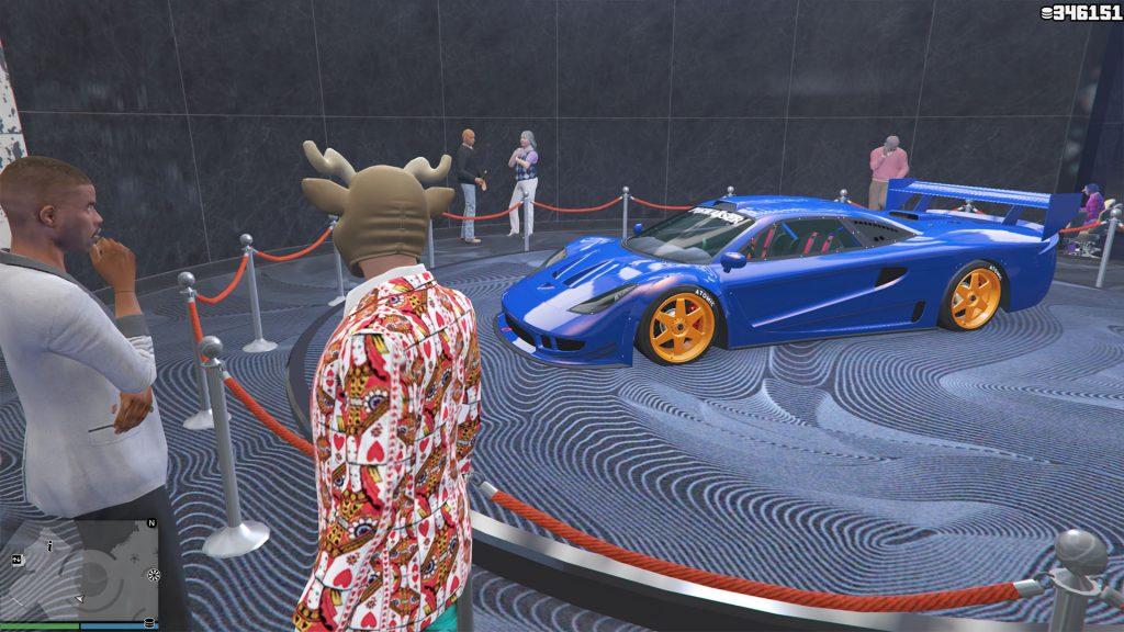 GTA Online Tyrus Casino