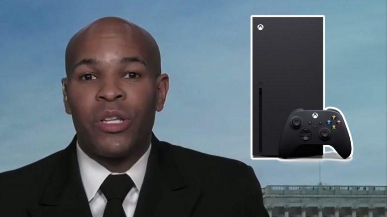 Sanitätsinspekteur der USA vergleicht Corona-Impfung mit Spielen auf der Xbox