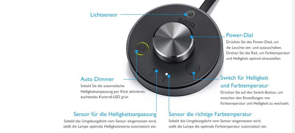 Licht-Sensor-BenQ