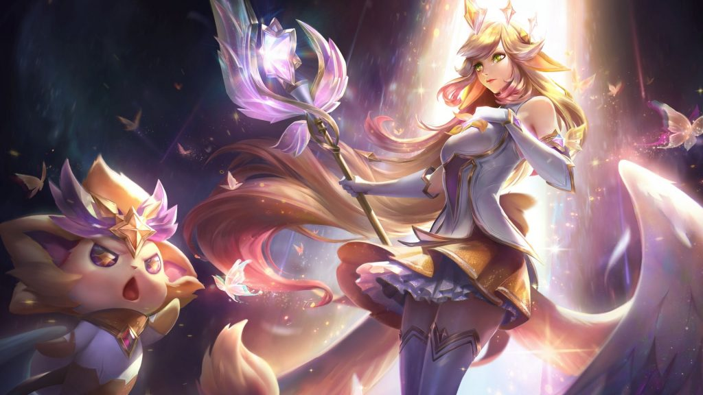 LoL Star Guardian Soraka