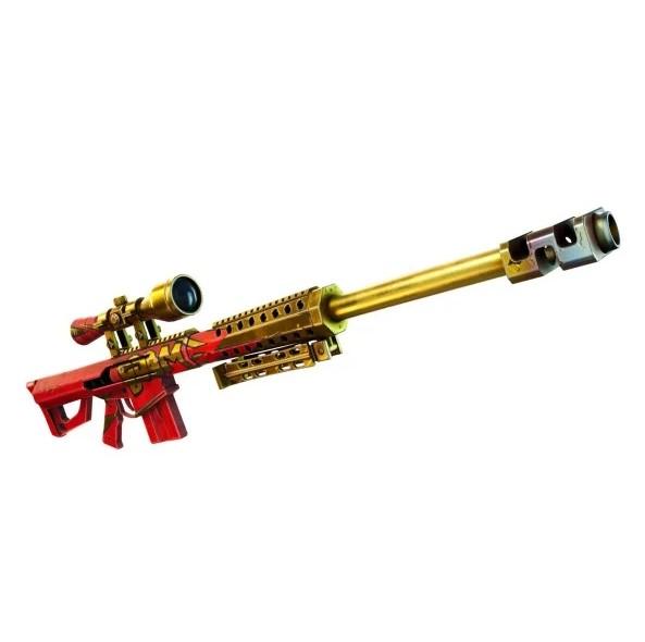 Sniper Rifle Booms Fortnite