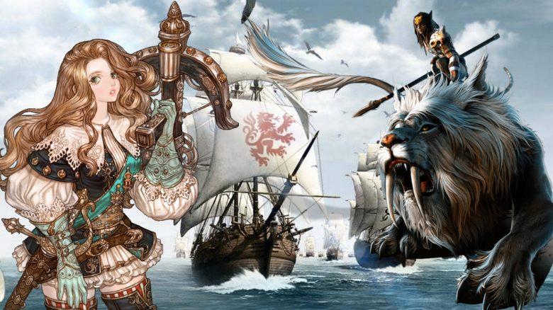 MMORPGs viele Klassen