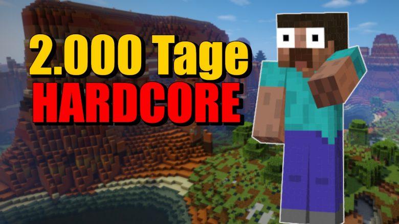 Minecraft: YouTuber lebt 2.000 Tage im Hardcore-Modus und Millionen schauen zu