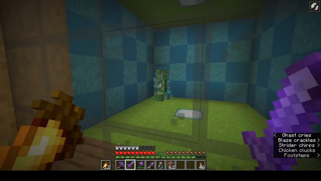 Minecraft Charged Creeper