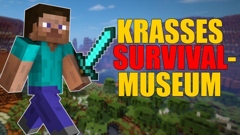 Minecraft: Riesiges Museum mit allen Mobs – Die Spieler lieben es