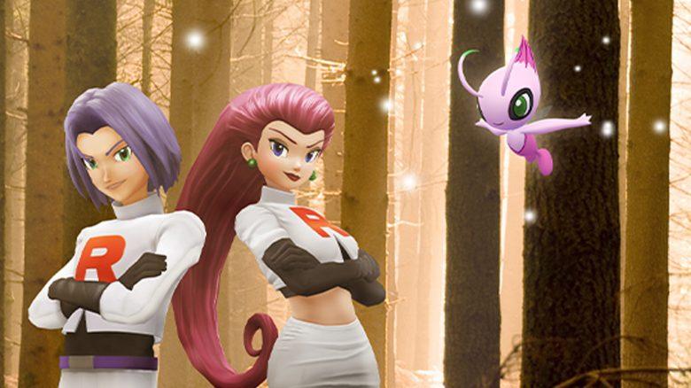 Pokémon GO Celebi Shiny Titel