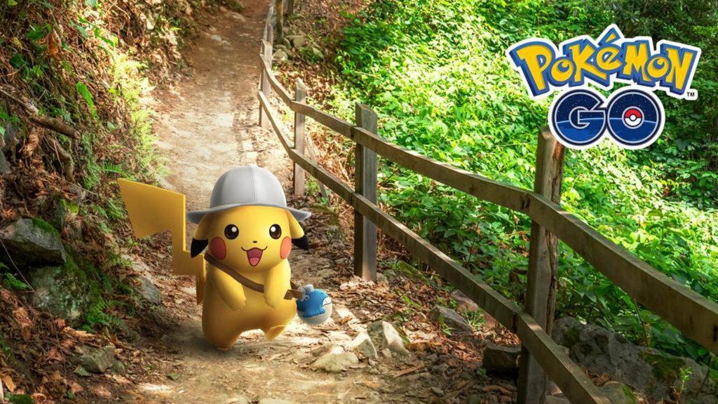 Pokémon GO Forscher Pikachu Titel