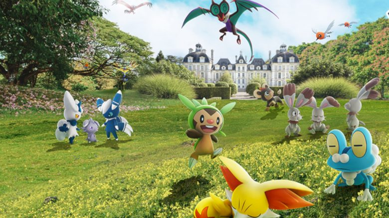 Pokemon GO Gen 6 Event