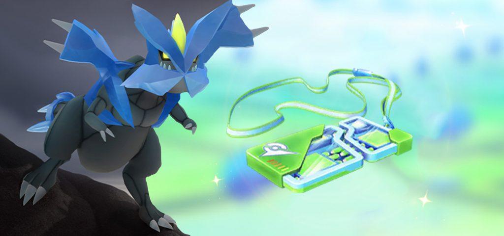 Pokémon GO Kyurem Titel Raids
