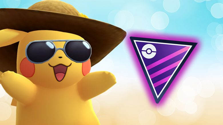 Pokémon GO Pikachu PvP Titel