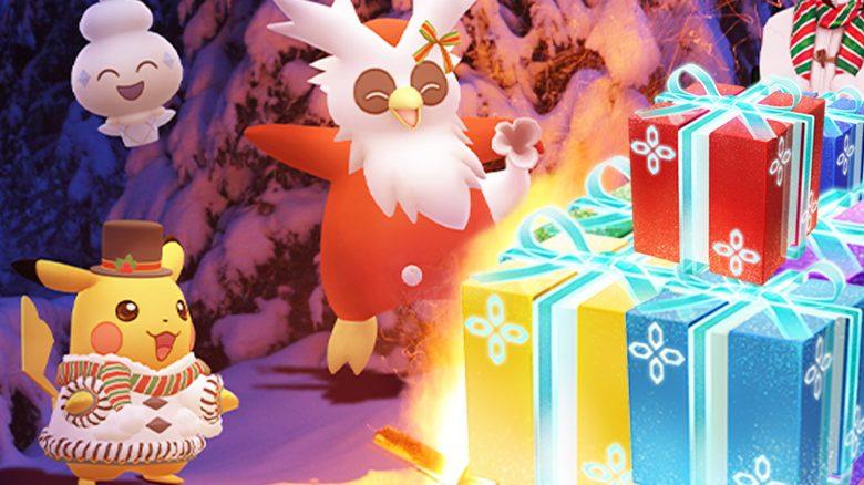 Pokémon GO bringt zu Weihnachten 2020 ein neues Pokémon und diese Boni