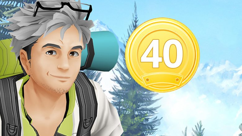 Pokémon GO: Pionier 40 Herausforderung – Alle Belohnungen
