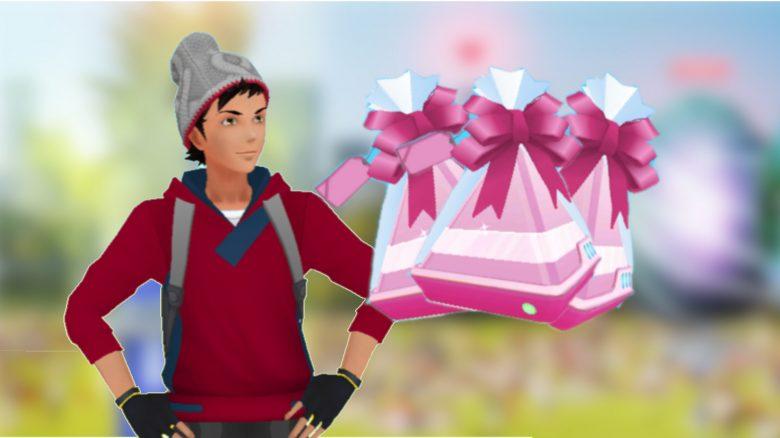 Pokémon GO verteilt gerade gesponserte Geschenke, die euch nichts nützen