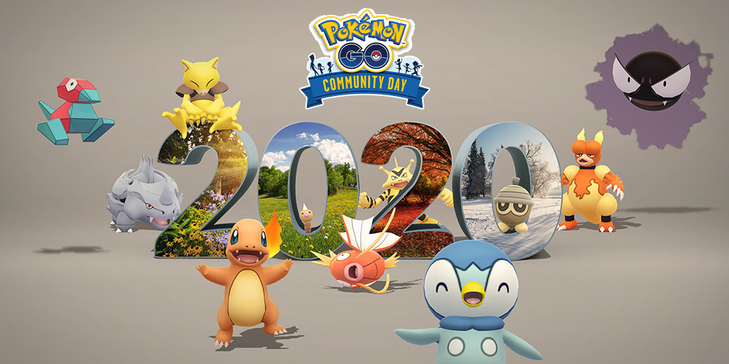 Pokemon Go Community Day Dezember 2020
