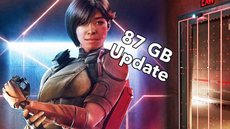 Rainbow Six Siehe 87gb update titel