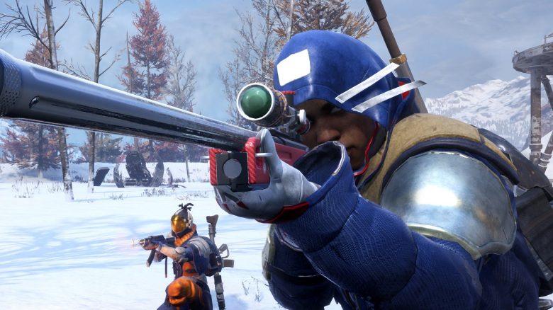 Scavengers Sniper Titel