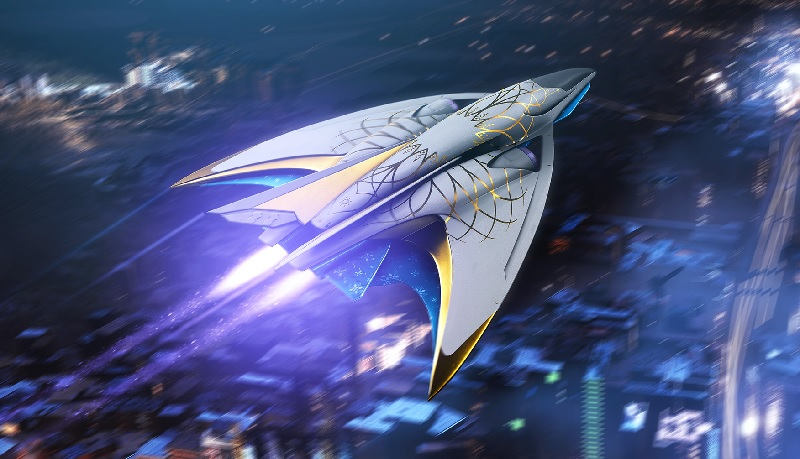 Schiff Destiny 2 Anbruch 2020