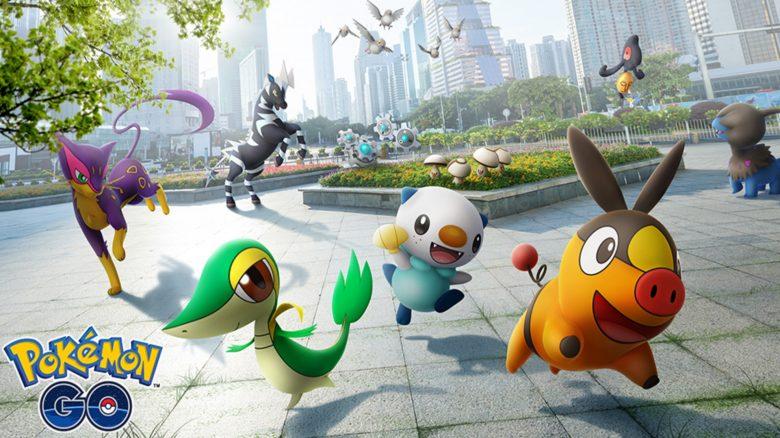 Pokémon GO bringt Einall-Event mit Shiny Serpifeu und diesen Boni