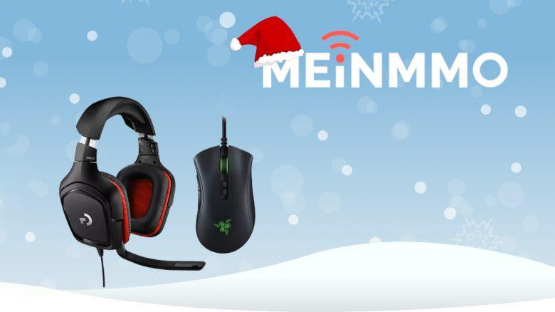 Titelbild MeinMMO Weihnachtsticker