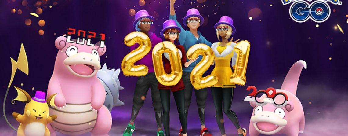 Titelbild Pokemon GO 2021