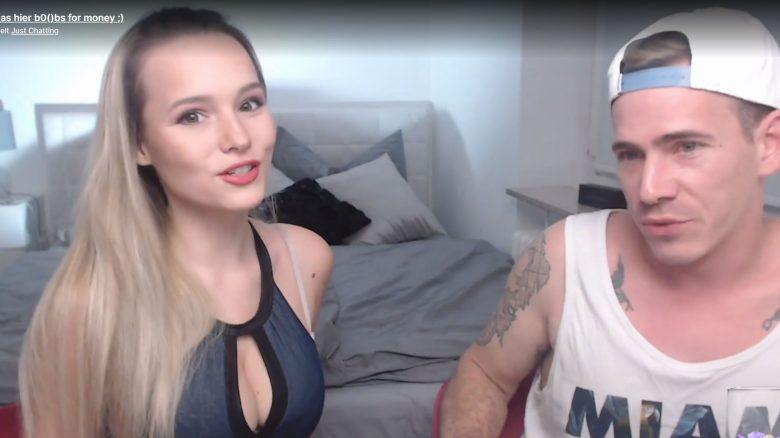 Deutsches Twitch-Paar will Hype, erntet Hass – Sogar MontanaBlack ist's peinlich