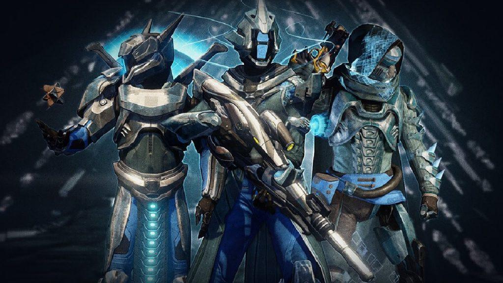 VoG Vault Gläserne Kammer Raid Gear Destiny