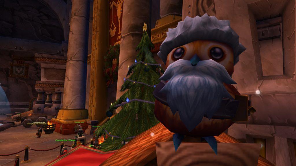WoW Pepe Christmas