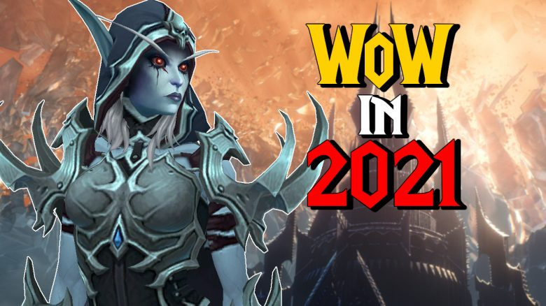 WoW Sylvanas WoW in 2021 title 1280x720
