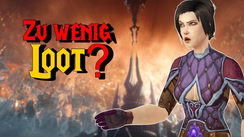 WoW: Spieler fordern mehr Beute in Shadowlands – Gibt es zu wenig?