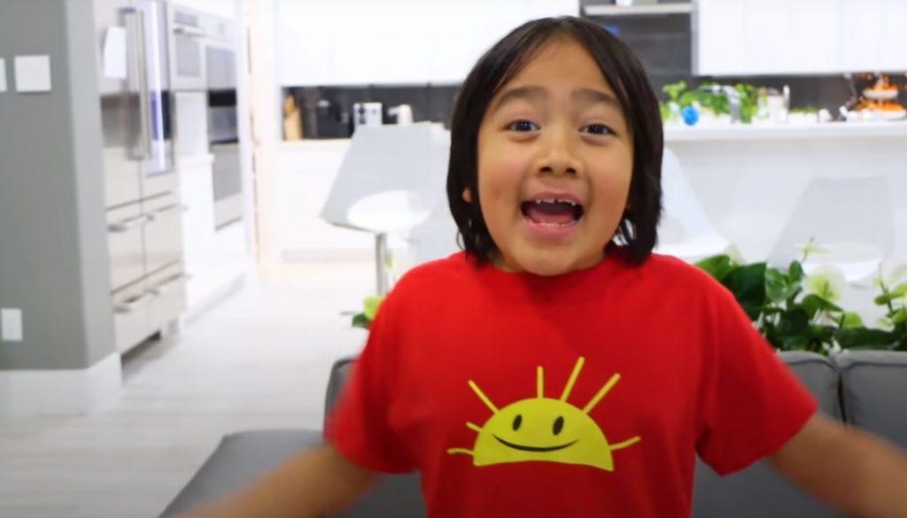 YouTube-Ryan-Kaji
