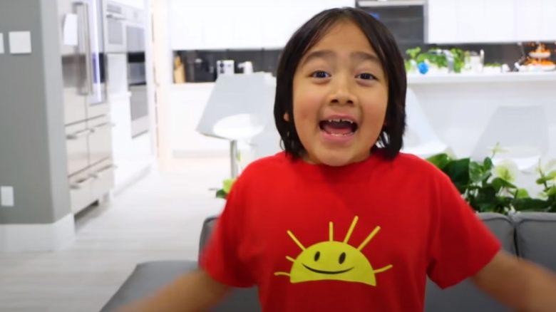 9-Jähriger verdient das meiste Geld auf YouTube – Vor Markiplier und Preston