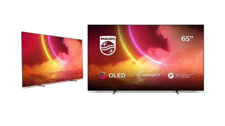 Amazon Angebote: Philips OLED 4K TV zum aktuellen Bestpreis