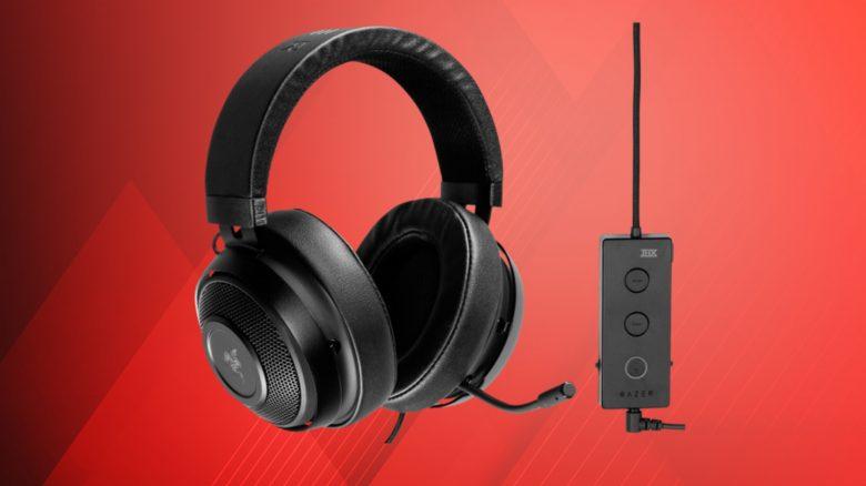 Razer Kraken TE Gaming-Headset und mehr bei Amazon reduziert