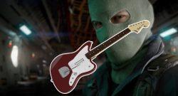 Nach Kills mit Schlagzeug: Nun rockt ein Spieler CoD Cold War mit einer Gitarre