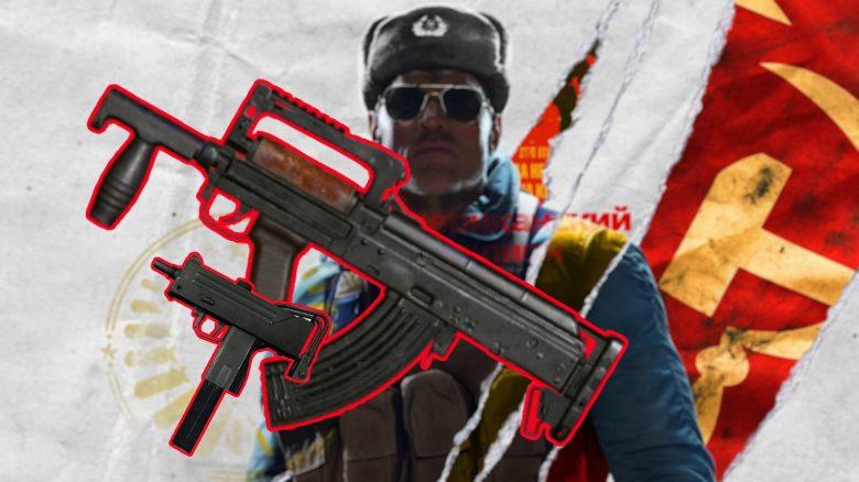 CoD Cold War leakt 3 Waffen von Season 1 selbst – Das haben sie drauf