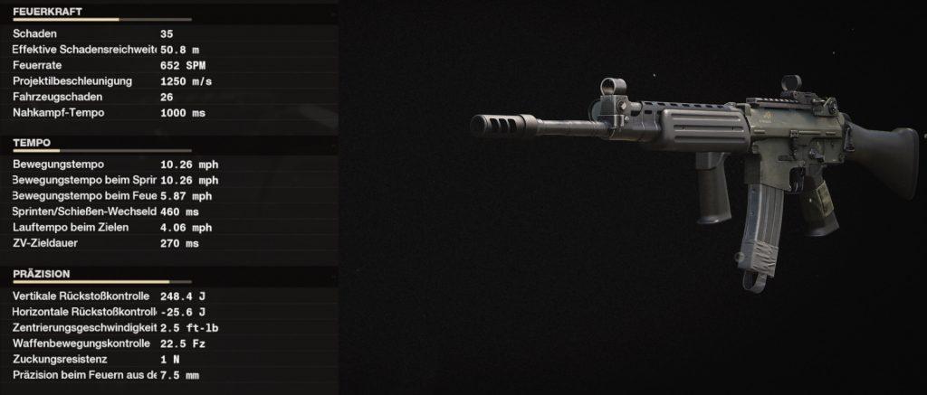 cod cold war waffen krig 6 setup mit 8 aufsätzen revolverheld