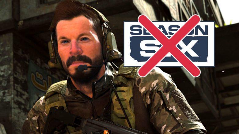CoD MW & Warzone: Battle Pass ist weg, Season 6 ist rum – So geht es weiter