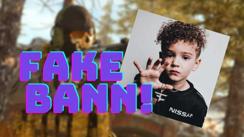 Bann eines 6-Jährigen in CoD Warzone war ein Fake – Warum er es tat