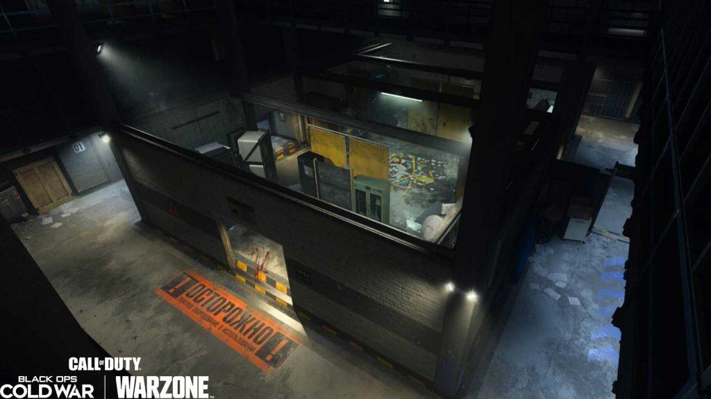 cod warzone gulag rebirth island