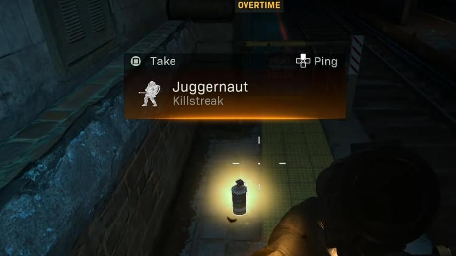 cod warzone juggernaut token