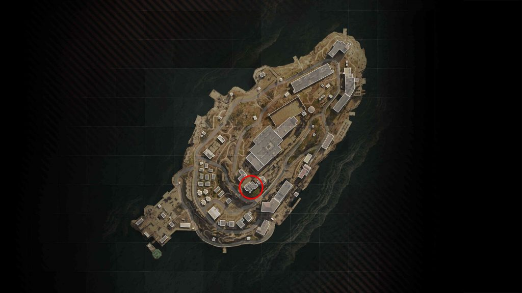 cod warzone rebirth island easter egg red room map geheimer raum