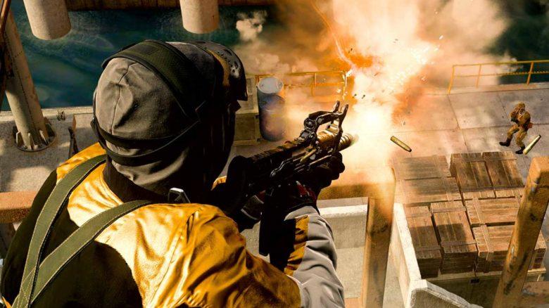 cod warzone soldat island action waffen titel