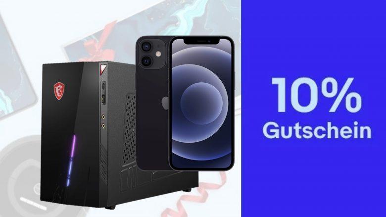 Günstiger Gaming-PC, iPhone 12 Mini für 689 Euro und mehr bei eBay