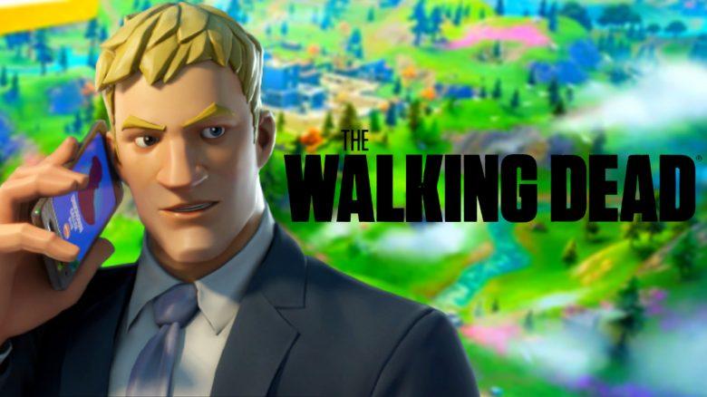 """Fortnite bringt Skins von """"The Walking Dead"""" – Seht hier die neuen Jäger"""