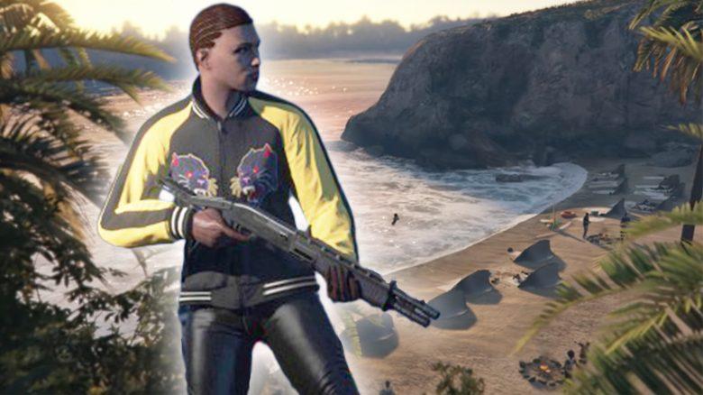 GTA Online: Die 3 neuen Waffen aus dem Cayo-Perico-Heist und wo ihr sie findet