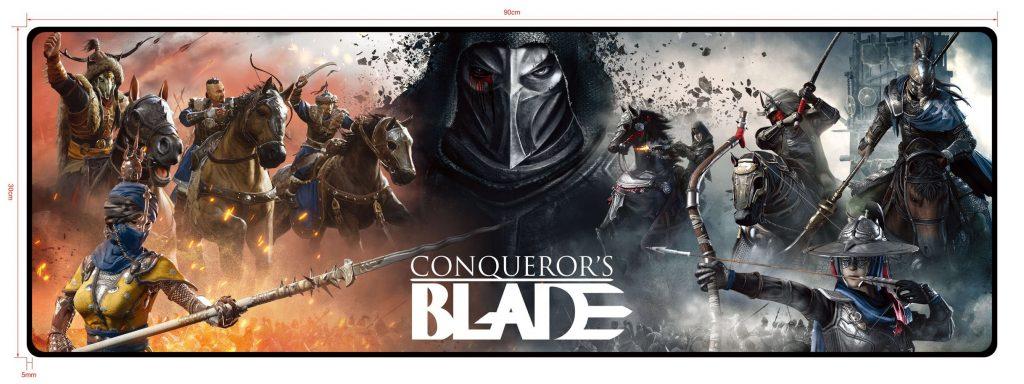 conquerors blade mousepad design 1