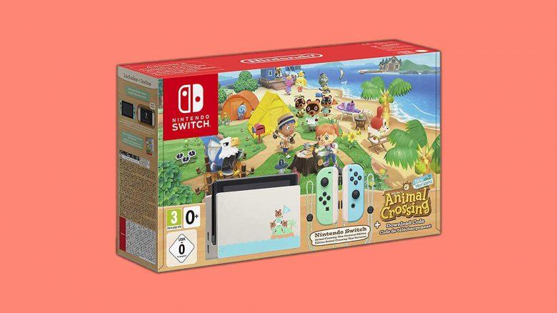 Amazon Top-Angebot: Nintendo Switch Limited Edition zum Bestpreis