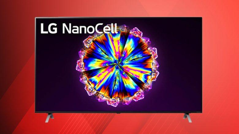 LG Nanocell-TV mit HDMI 2.1 und 100 Hz günstig im Angebot bei Otto.de
