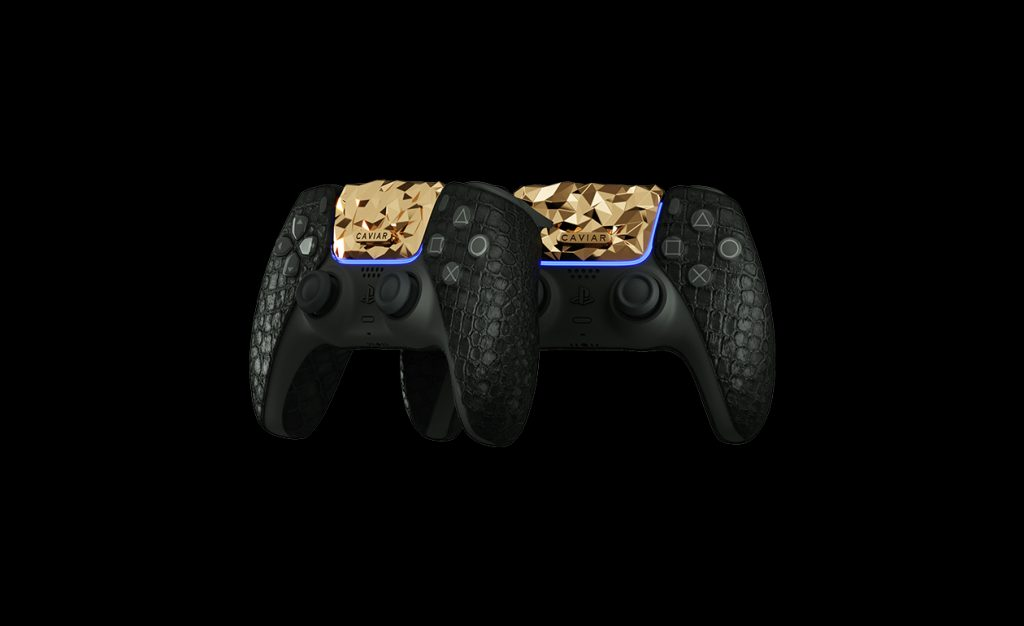 ps5 controller gold 1